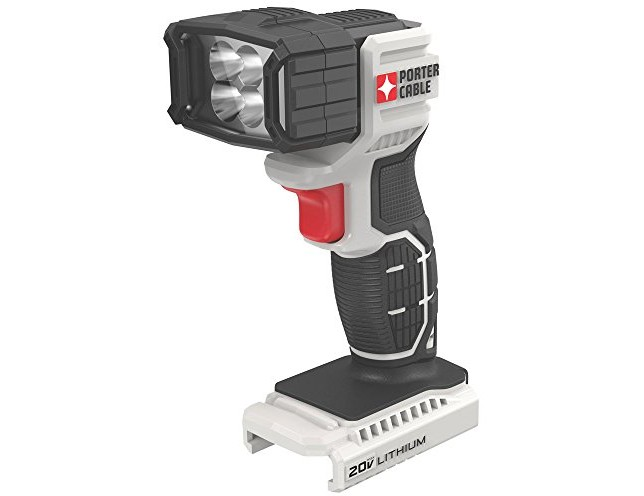 PORTER CABLE PCC700B 20-volt MAX Lithium Bare LED Flashlight