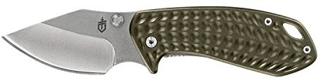 Gerber Kettlebell - Compact Folding Pocket Knife - Flat Sage [30-001521]