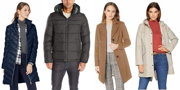 Deal of the Day: Up to 40% off Select Coats and Jackets from our Top Brands!