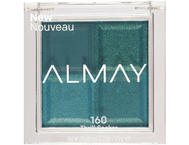 Almay Shadow Squad, Thrill Seeker, 1 count, eyeshadow palette