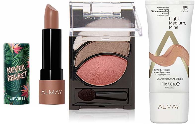 Almay Lip Vibes, Never Regret, 0.14 oz, matte lipstick