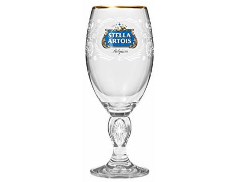 Stella Artois 2019 Limited-Edition Mexico Chalice, 33cl