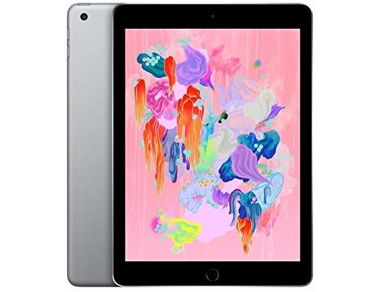 Apple iPad (Wi-Fi, 128GB) - Space Gray (Latest Model)