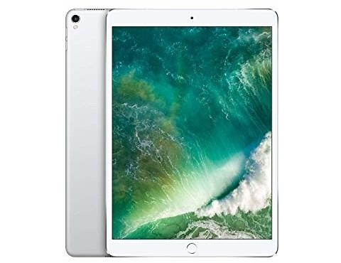 Apple iPad Pro (10.5-inch, Wi-Fi + Cellular, 256GB) - Silver (Previous Model)