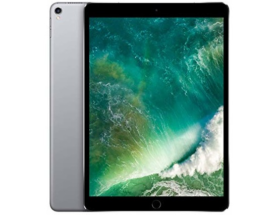 Apple iPad Pro (10.5-inch, Wi-Fi + Cellular, 512GB) - Space Gray (Previous Model)