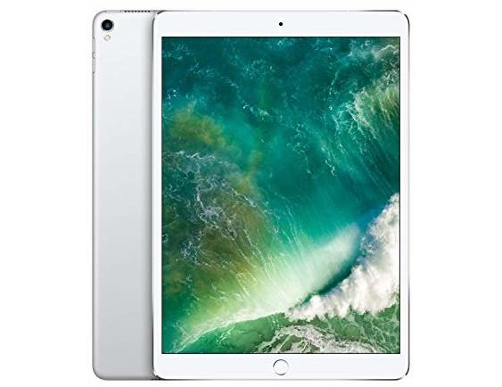 Apple iPad Pro (10.5-inch, Wi-Fi + Cellular, 512GB) - Silver (Previous Model)