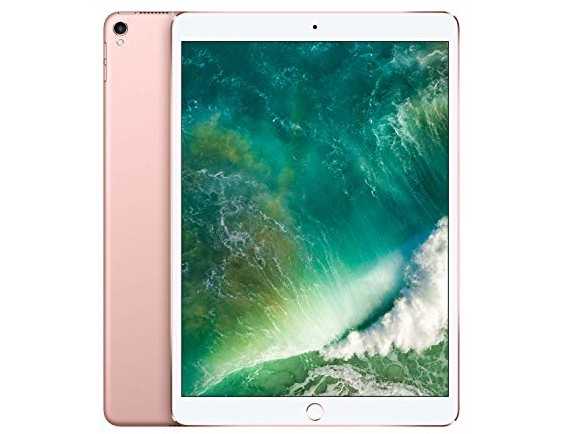 Apple iPad Pro (10.5-inch, Wi-Fi + Cellular, 512GB) - Rose Gold (Previous Model)