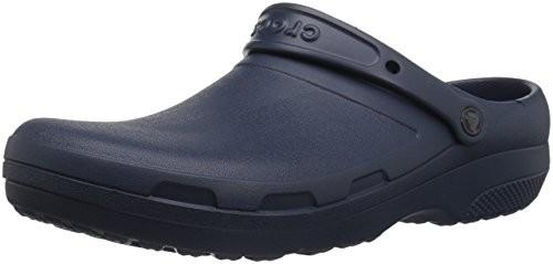 Crocs unisex-adult Specialist II Clog, Navy