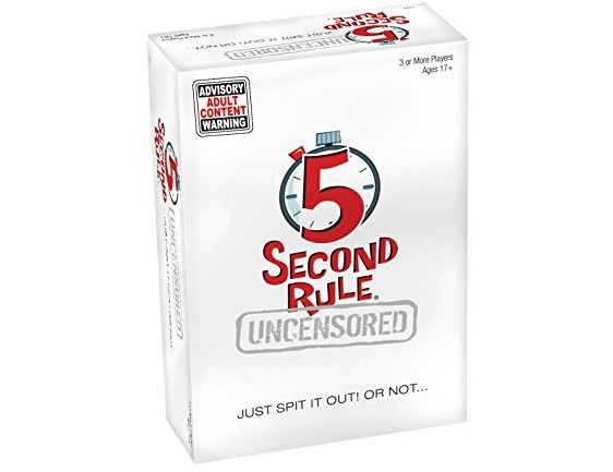 PlayMonster 5 Second Rule Uncensored Game