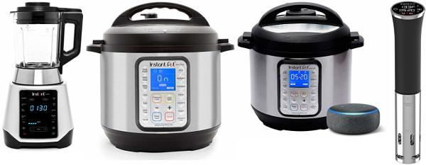 Amazon Prime Day: Save on Instant Pot Kitchen Appliances!