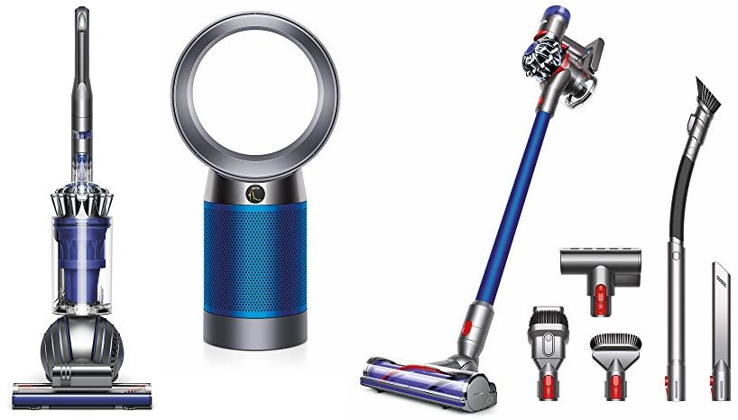 Amazon Prime Day: Save up to $250 on Dyson Vacuums and Purifiers!