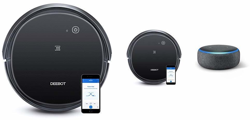 Save up to 30% on Ecovacs Deebot 500 + Echo Dot Bundle