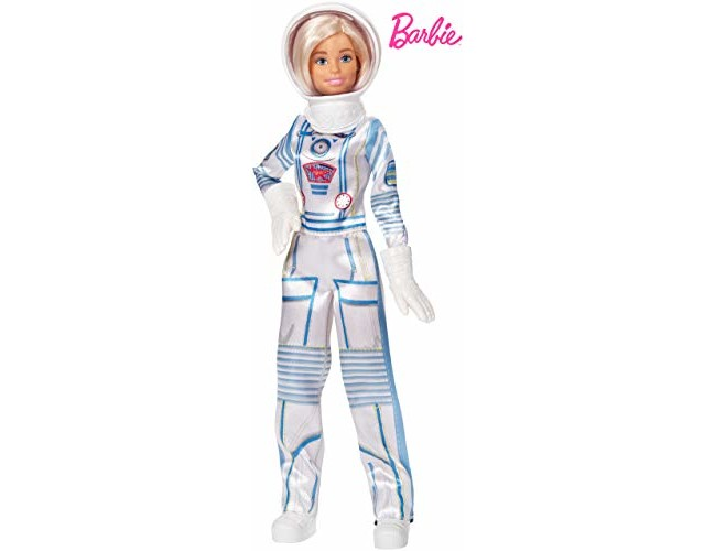 Barbie Careers 60th Anniversary Astronaut Doll