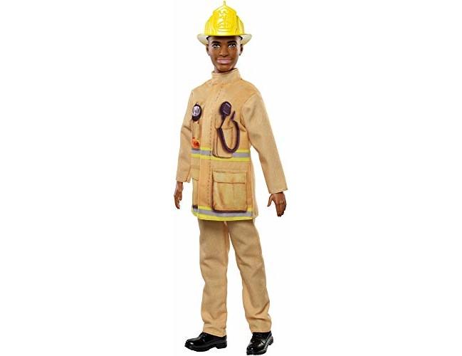 Barbie Careers Ken Firefighter Doll