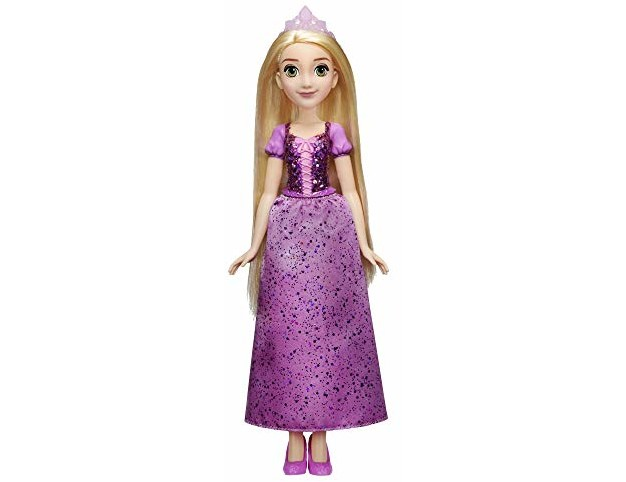 Disney Princess Royal Shimmer Rapunzel