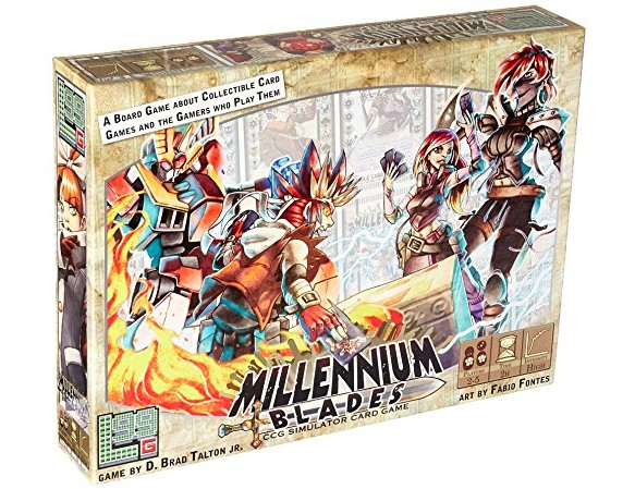 Level 99 Games Millennium Blades Board Game