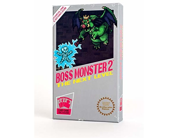 Brotherwise Games Boss Monster 2: The Next Level Card Game