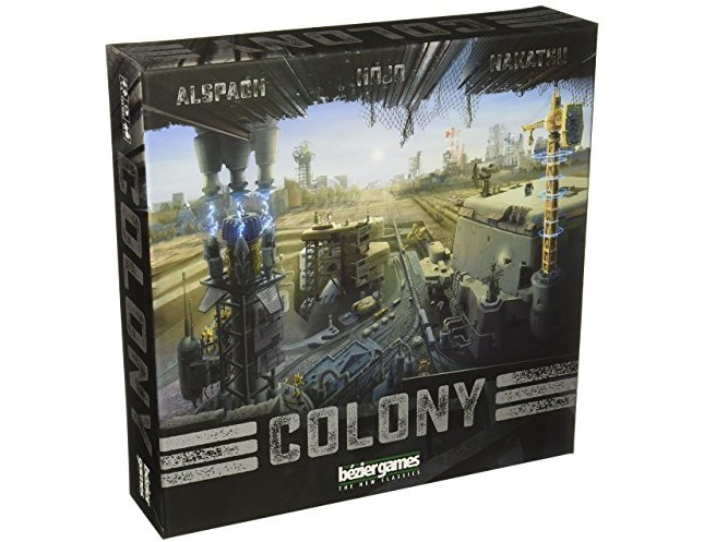 Colony Board Game