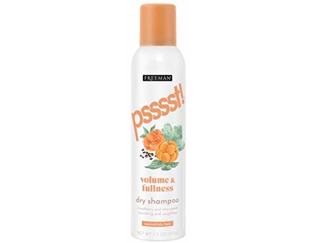 Psssst! Dry Shampoo - Volume & Fullness for Normal/Oily Hair