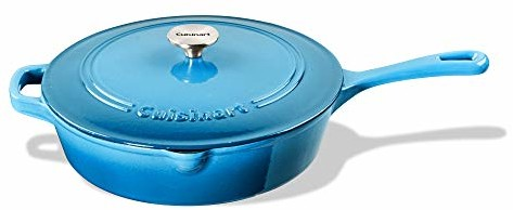 CUISINART Chicken Fryer, Blue Gradient, 12\