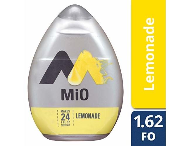 MiO Lemonade Liquid Water Enhancer , Caffeine Free, 1.62 fl oz Bottle