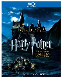 Harry Potter: Complete 8-Film Collection [Blu-ray] JungleDealsBlog.com