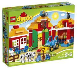 DUPLO LEGO Ville Big Farm JungleDealsBlog.com