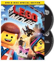 The LEGO Movie (DVD) JungleDealsBlog.com