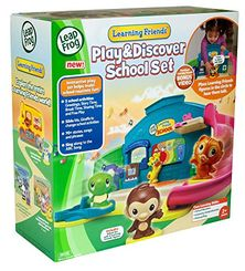 LeapFrog Learning Friends Preschool Play Set JungleDealsBlog.com