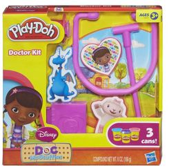 Play-Doh Doctor Kit Featuring Doc McStuffins JungleDealsBlog.com