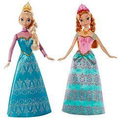 Disney Frozen Royal Sisters Doll (2-Pack) JungleDealsBlog.com
