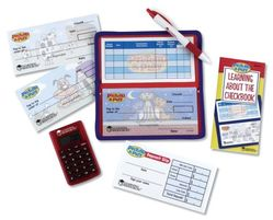 Learning Resources Pretend and Play Calculator Checkbook JungleDealsBlog.com