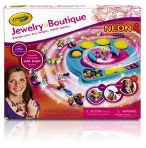Crayola Jewelry Boutique Neon JungleDealsBlog.com
