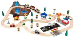 KidKraft Bucket Top Mountain Train Set JungleDealsBlog.com