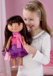 Fisher-Price Dora the Explorer Dress Up Collection Fashions - Birthday Fiesta JungleDealsBlog.com