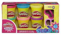 Play-Doh Sparkle Compound Collection Compound Net WT 12 oz (336g) JungleDealsBlog.com