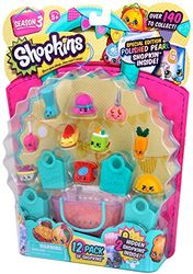 Shopkins Season 3 (12-Pack) - Characters May Vary JungleDealsBlog.com