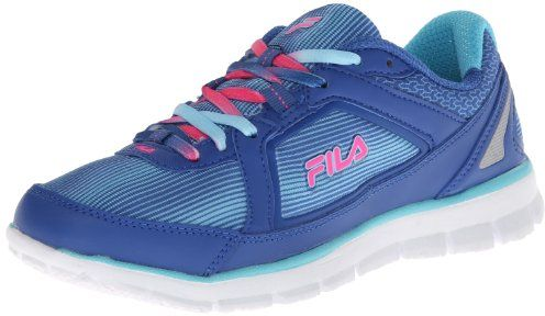 Amazon.com is offering up a deal on these Fila Women s Finest Hour Neoprene  Running Shoe 842bf0dba
