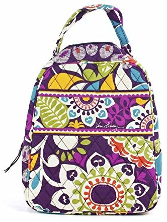 5a04957f5c32 Head over here where you can find the lowest price to date on the Vera  Bradley Lunch Bunch (Plum Crazy) for SOLD OUT.