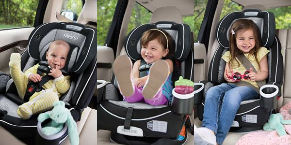 2edd773b00ae WILL SELL OUT  Graco 4ever All-in-One Car Seat