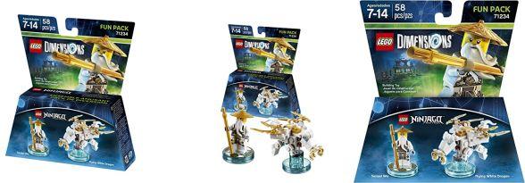 HOT* Ninjago Sensei Wu Fun Pack – LEGO Dimensions, BEST Price ...