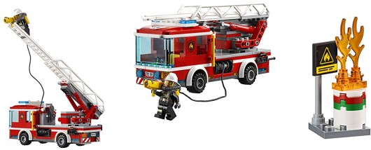 Will Sell Out Lego City Fire Ladder Truck 60107 Best Price