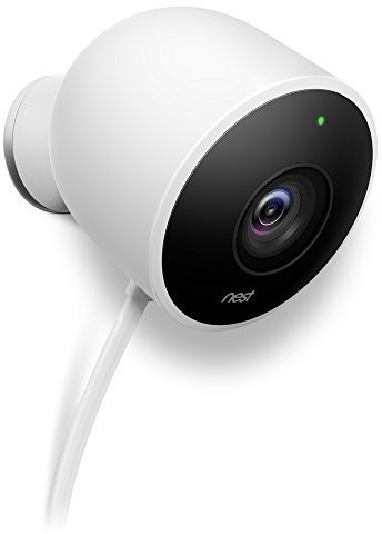 amazon cyber monday: nest cam outdoor security camera