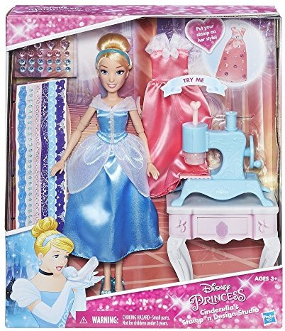 Head Over Here Where While Supplies Last You Can Find The Lowest Price To Date On Disney Princess Cinderellas Stamp N Design Studio For 2371 Reg