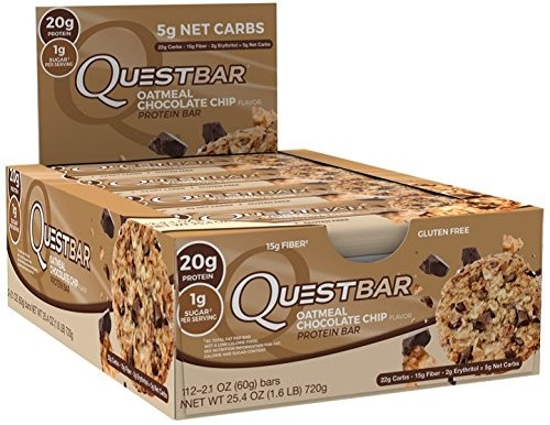 Expired quest bars