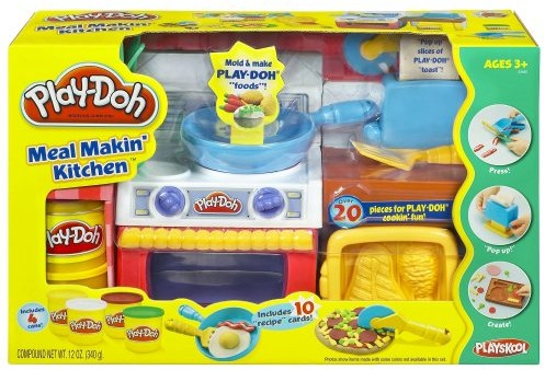 Play Doh Meal Makin Kitchen Lowest Price To Date Jungle Deals Blog