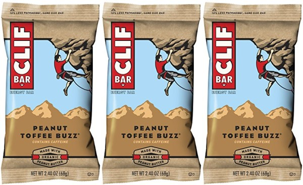 CLIF BAR U2013 Energy Bar U2013 Peanut Toffee Buzz U2013 (2.4 Ounce Protein Bar, 12  Count), BEST Price! | Jungle Deals Blog