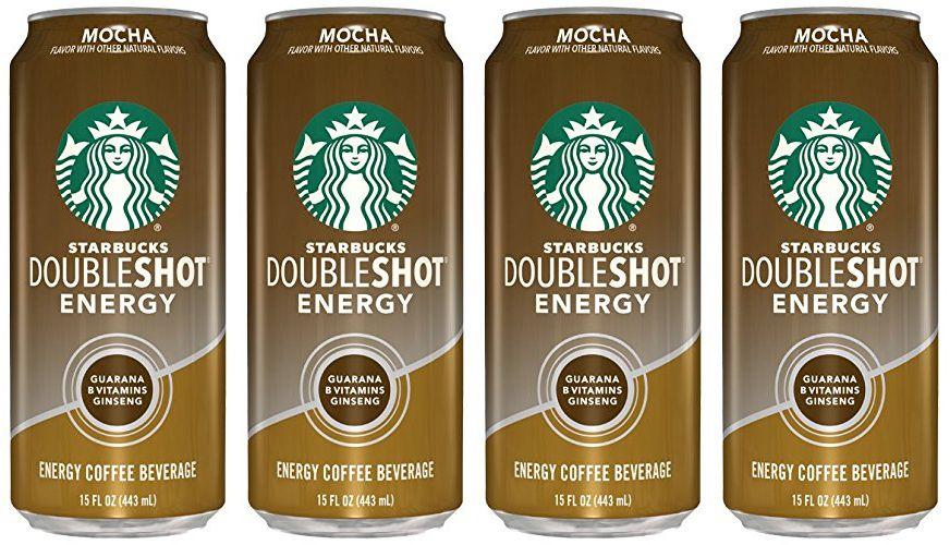 Nice Deal On Starbucks Doubleshot Energy Coffee Mocha 15