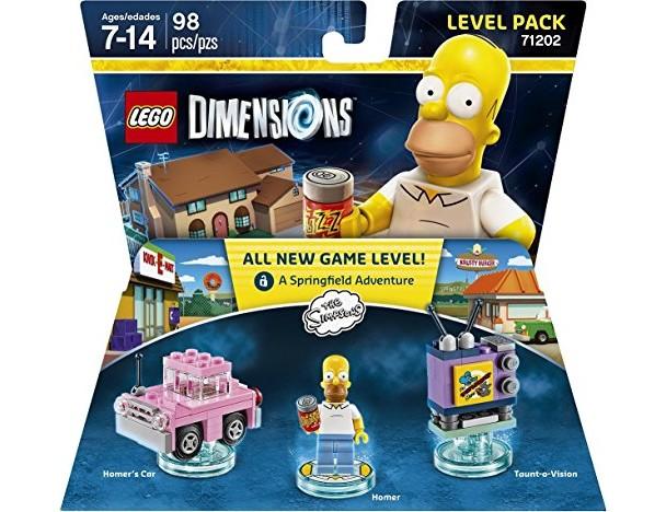 Simpsons Level Pack – LEGO Dimensions, BEST Price! | Jungle Deals Blog