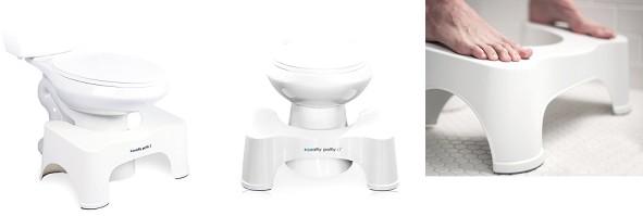 Expired Squatty Potty The Original Bathroom Toilet Stool